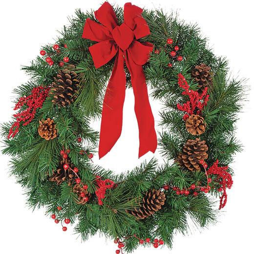 Wreaths & Garland