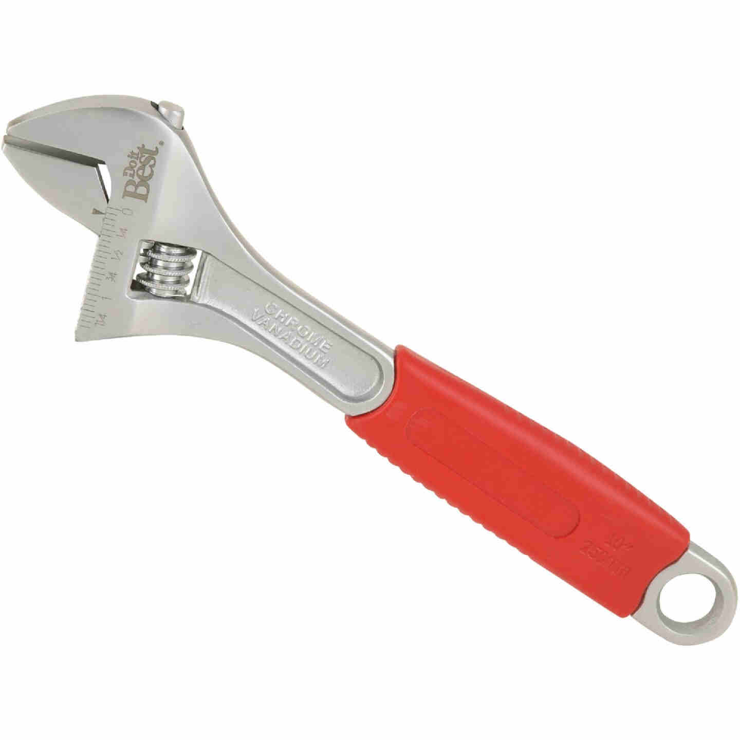 Do it Best 10 In. Adjustable Wrench Image 1