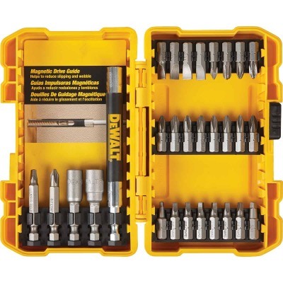 DeWalt 29-Piece Screwdriver Bit Set