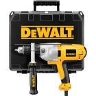 DeWalt 1/2 In. Keyed 10.0-Amp VSR Mid-Handle Grip Electric Hammer Drill Image 4