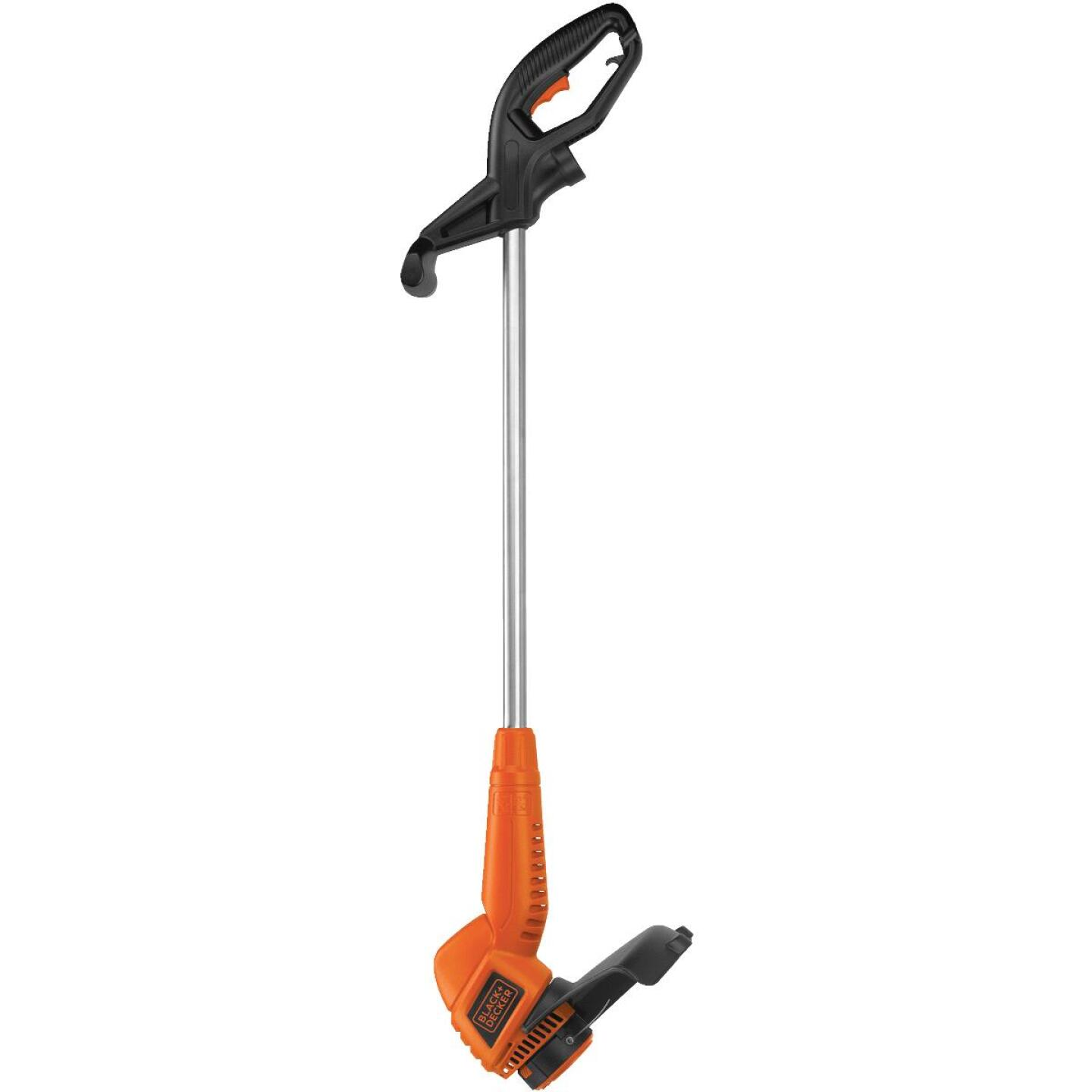 Black & Decker 13 In. 4.4-Amp Straight Shaft Corded Electric String Trimmer Edger Image 2