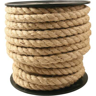 Do it 3/4 In. x 75 Ft. Tan Sisal Fiber Rope