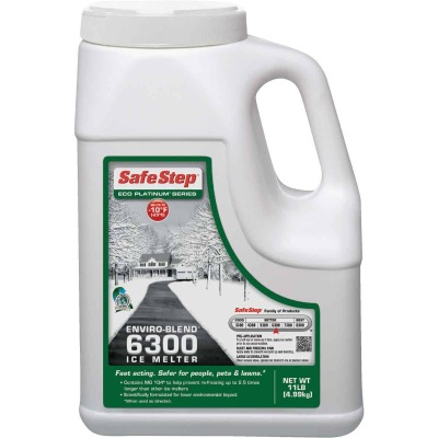 Safe Step Enviro-Blend 6300 11 Lb. Ice Melt Pellets